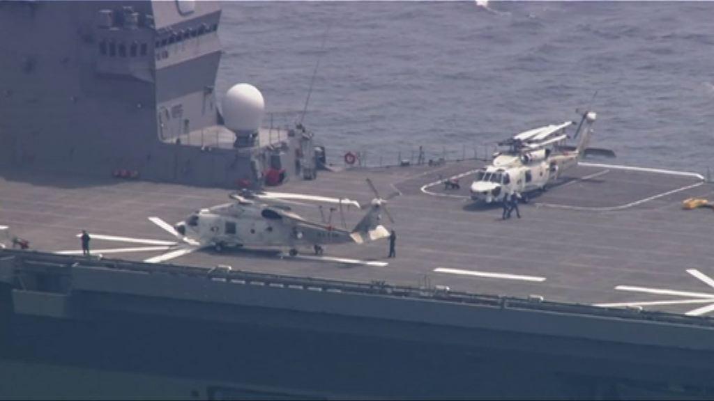 日本擬購入首艘運油輪為艦隻補給