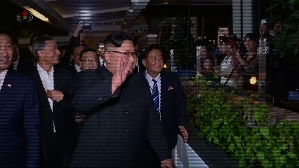 金正恩表示願意與安倍晉三會面
