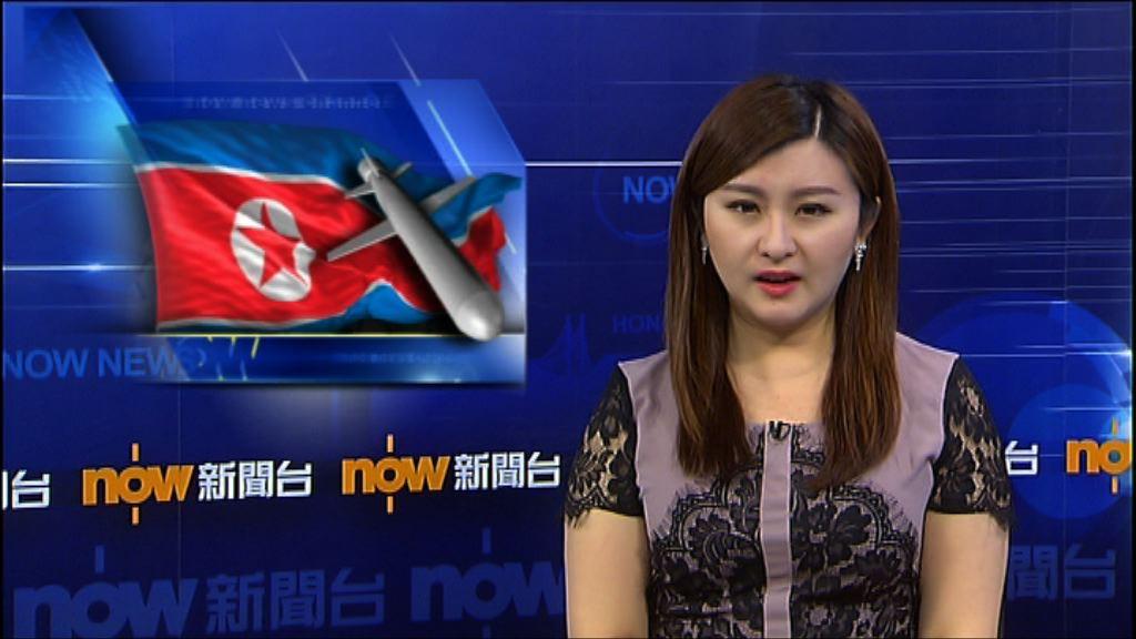 分析:北韓同時發射多枚導彈能力提升