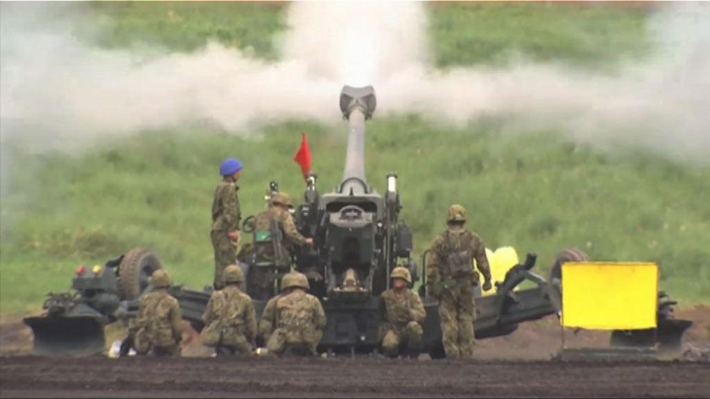 日本擬從美國引進中程導彈