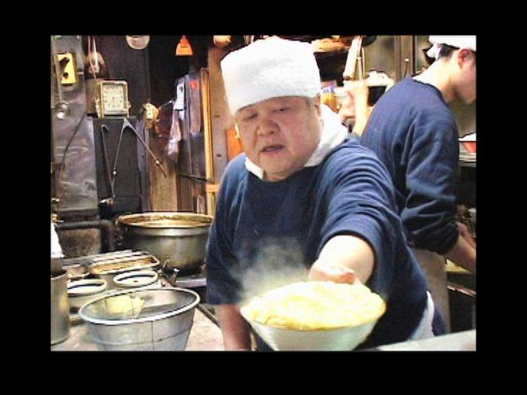 日本拉麵之神山岸一雄逝世
