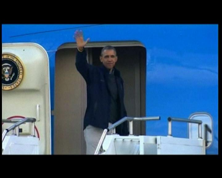 奧巴馬:支持擴大日本自衛隊的角色