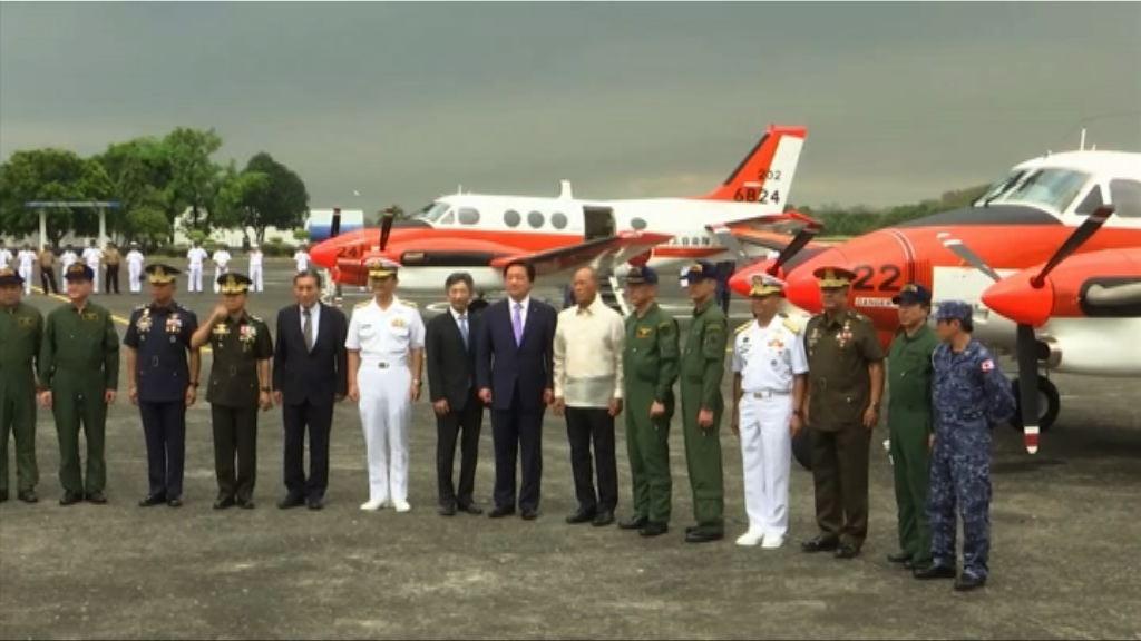 菲律賓租用日本教練機加強巡邏