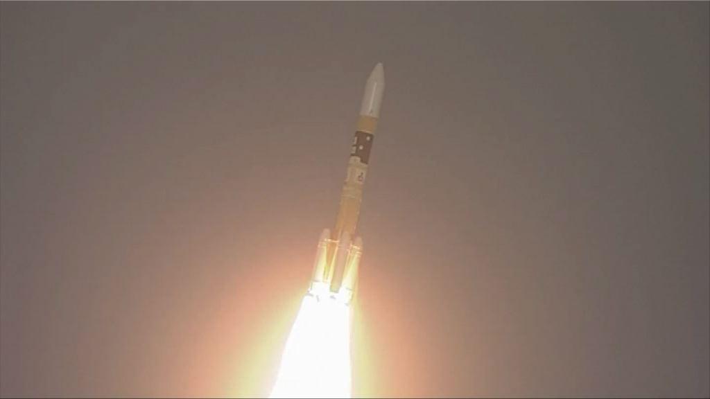 日本將發射多兩顆新型通訊衛星