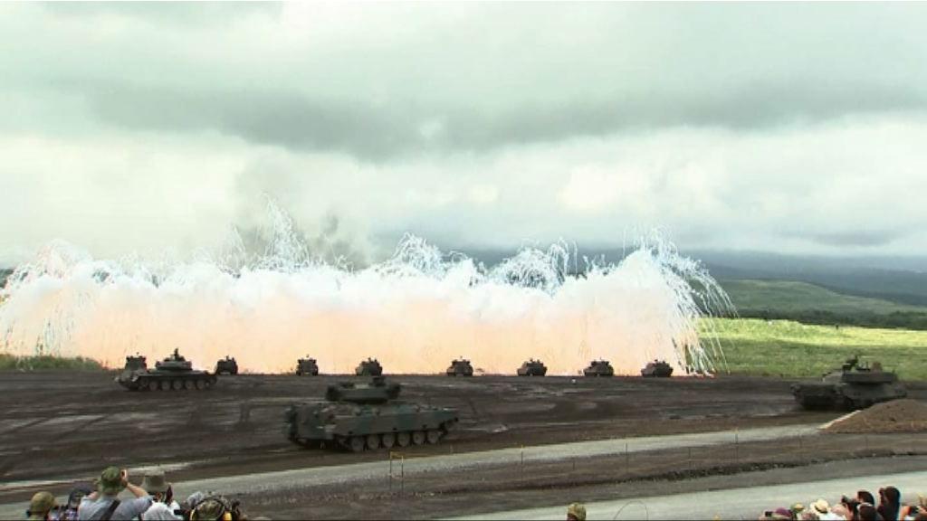 日擬與美商討尋求加強導彈防禦