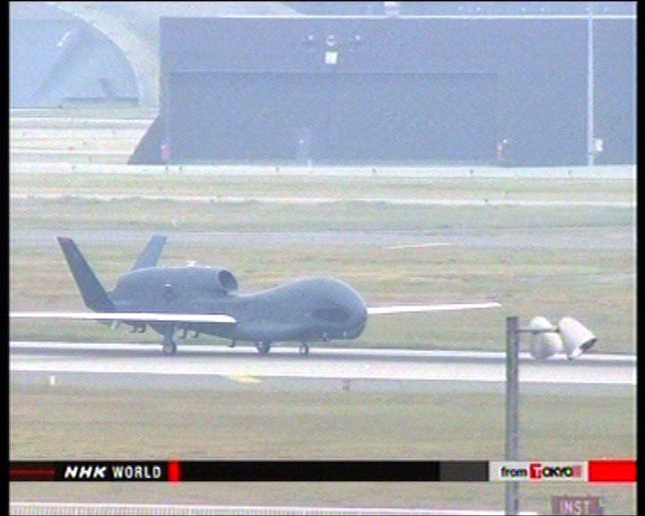 美無人機將全日監視中國北韓
