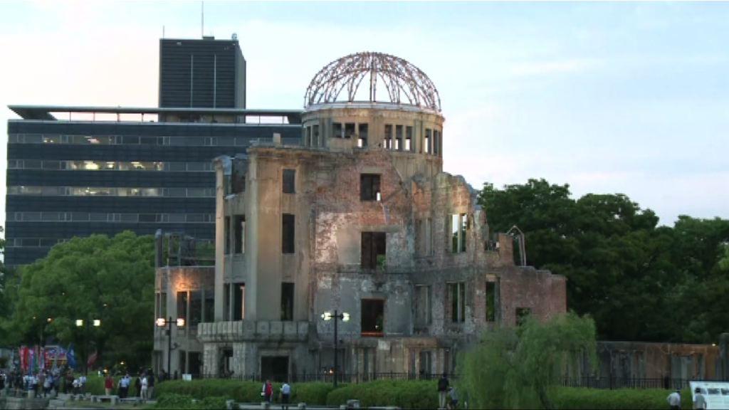 奧巴馬下午訪問原爆城市廣島
