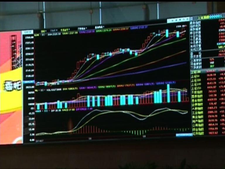 摩根大通:A股短期內繼續調整