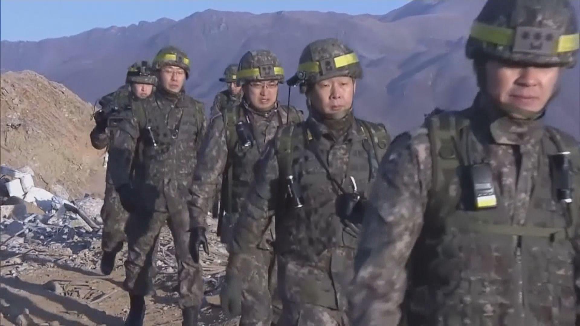 南韓終止協定出乎外界所料