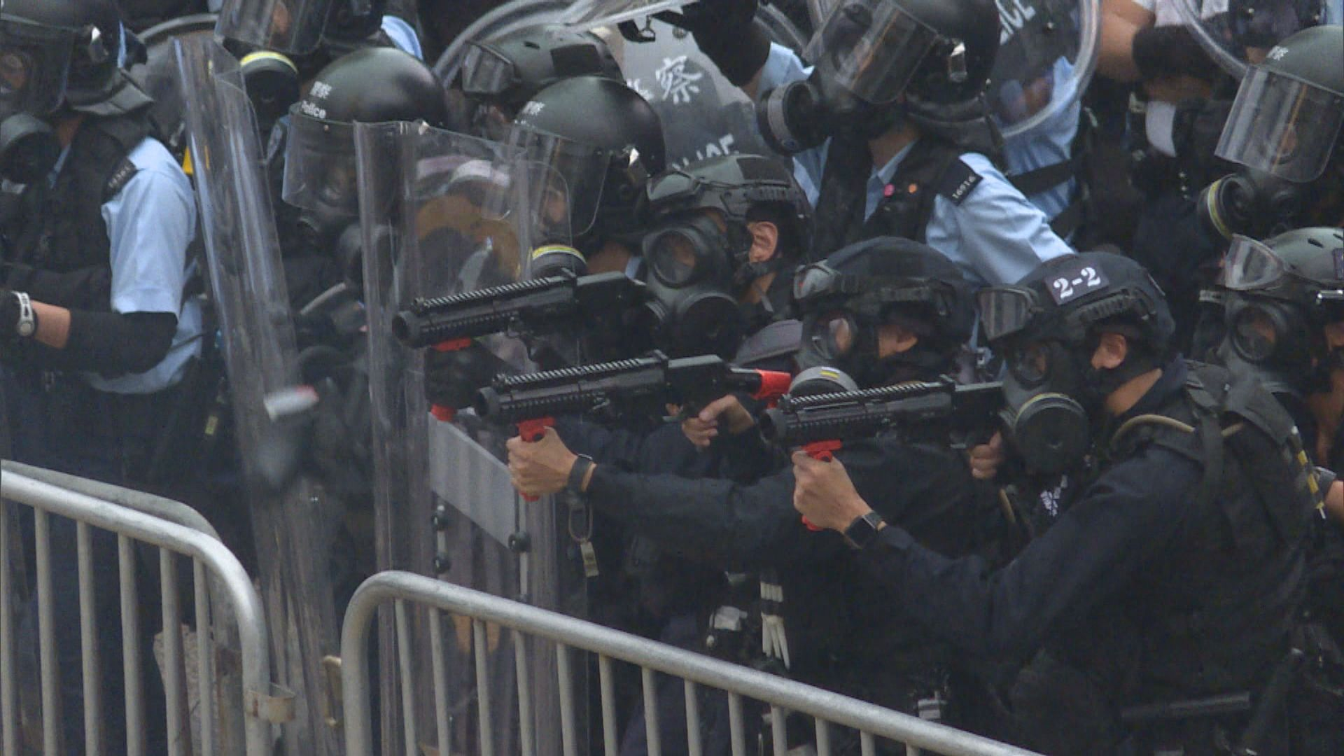 有市民入稟覆核速龍小隊無展示編號違反人權