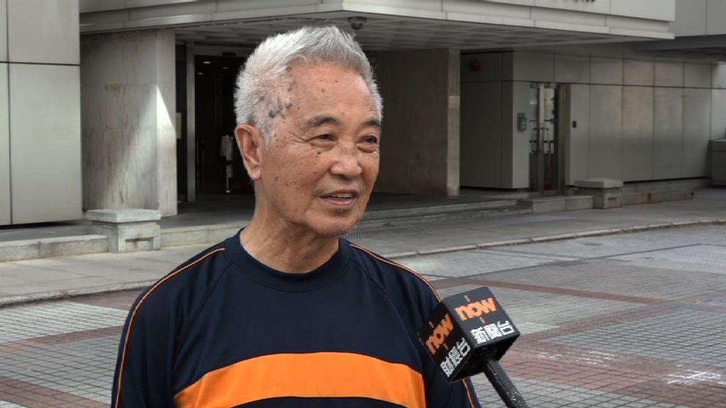 法援署拒郭卓堅未來三年法援申請