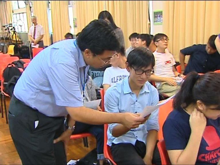 逾17000名學生透過聯招入讀學士課程