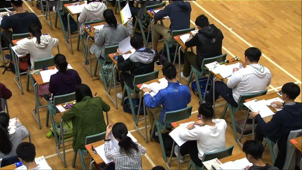 大學聯招放榜 三成六人獲學士學位