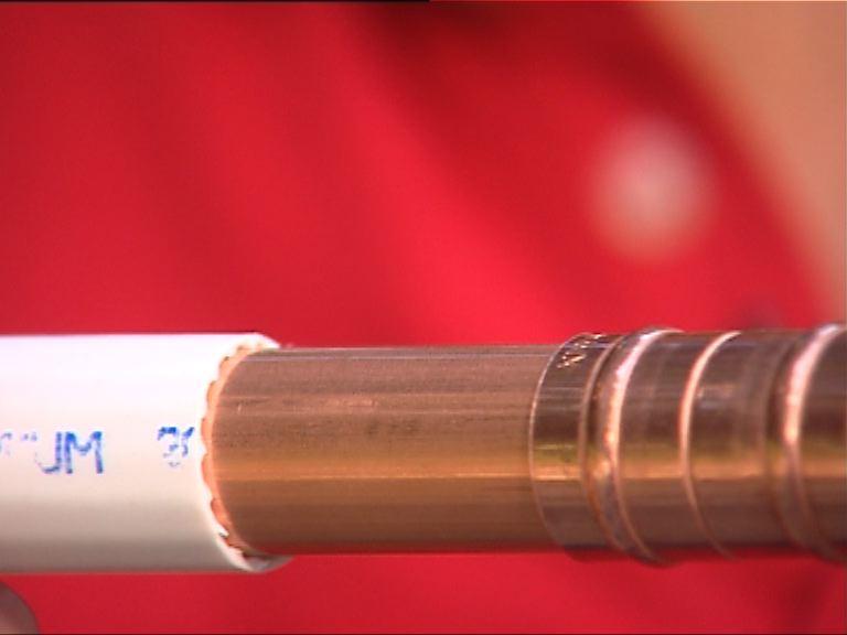 水喉接駁手工欠佳或致含鉛超標