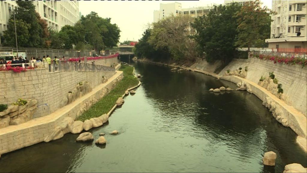 啟德河活化工程料四月完工 排洪能力增一倍