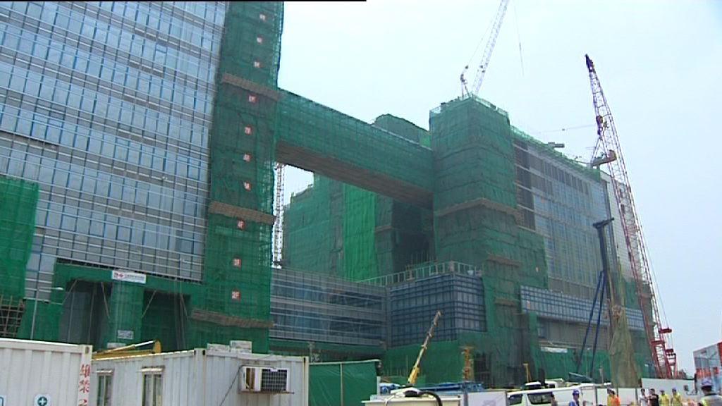 啟德醫院前期11億工程本月招標