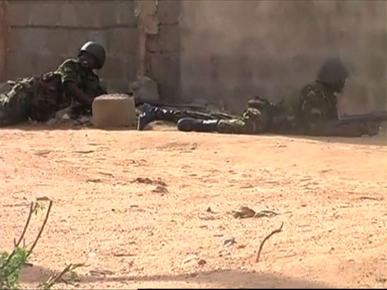 肯尼亞大學槍襲 警殺兩武裝分子