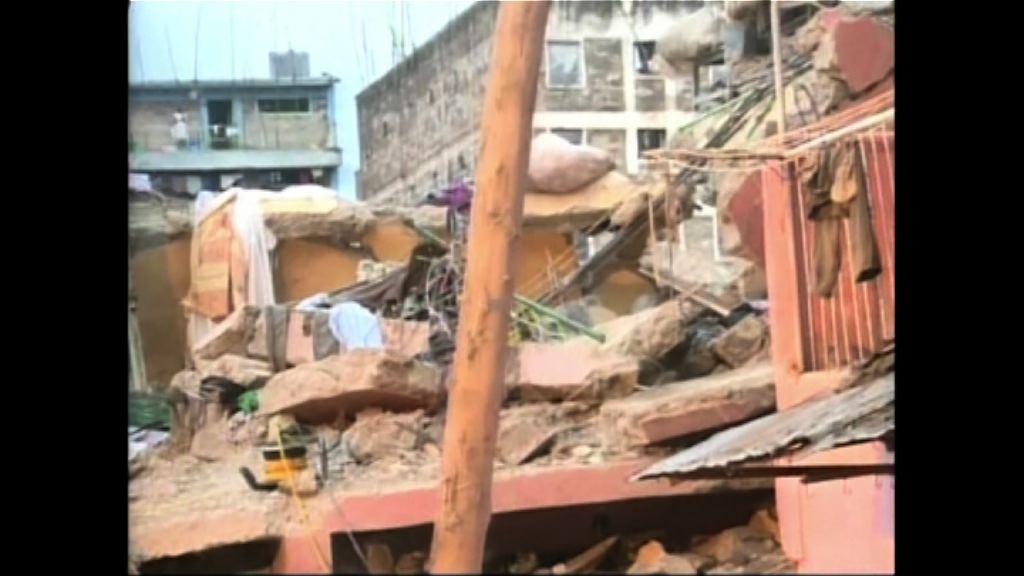 肯尼亞暴雨致塌樓七死逾百傷
