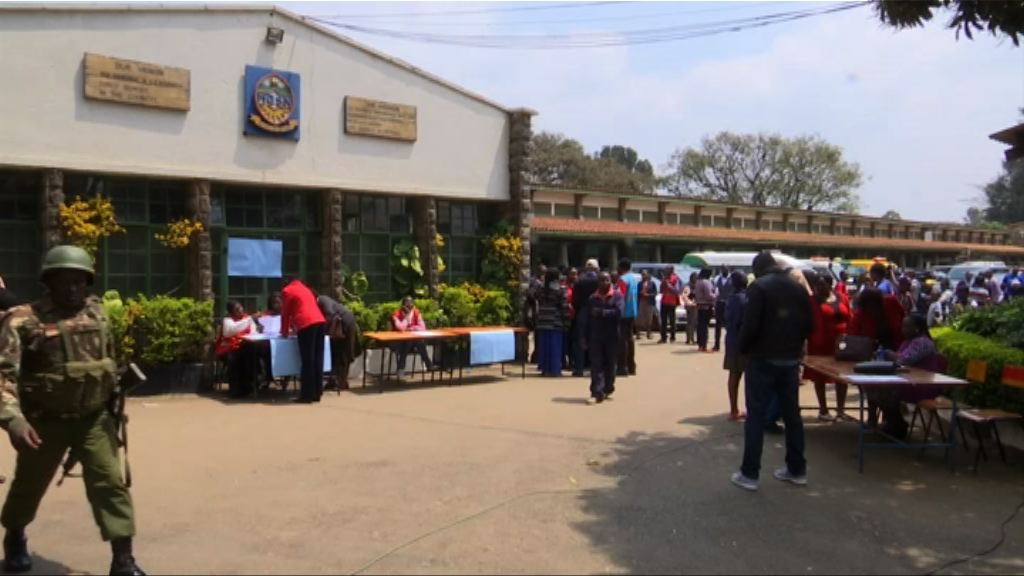 肯尼亞中學宿舍火警至少八死