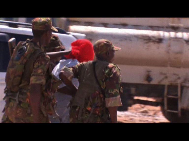 肯尼亞校園血案後加強保安