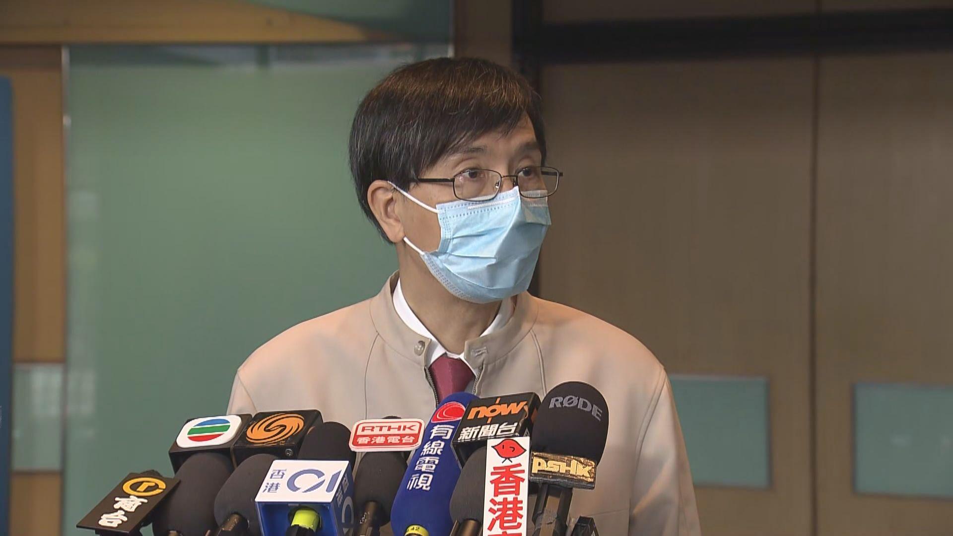袁國勇:需做好感染控制後才考慮幼稚園復課