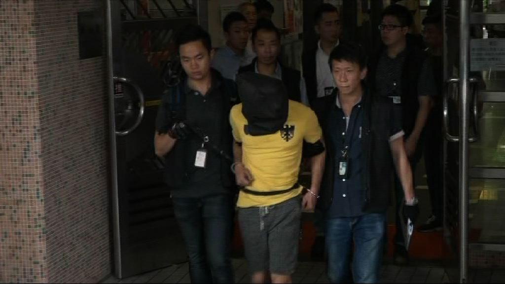 九龍灣姦劫案一男子被捕 據了解有多項案底