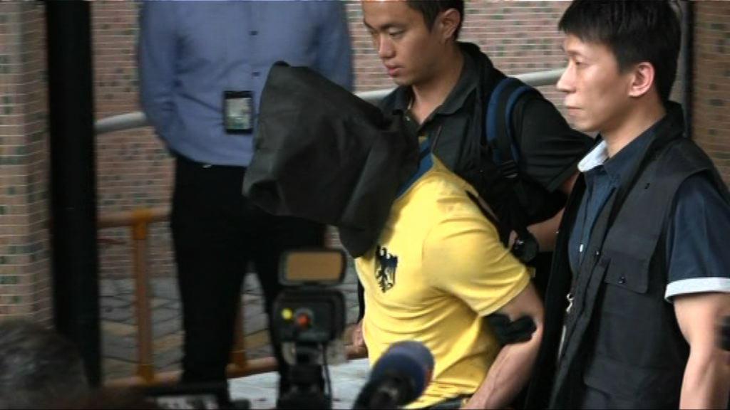消息:姦劫案疑犯羈留期間曾轉倉