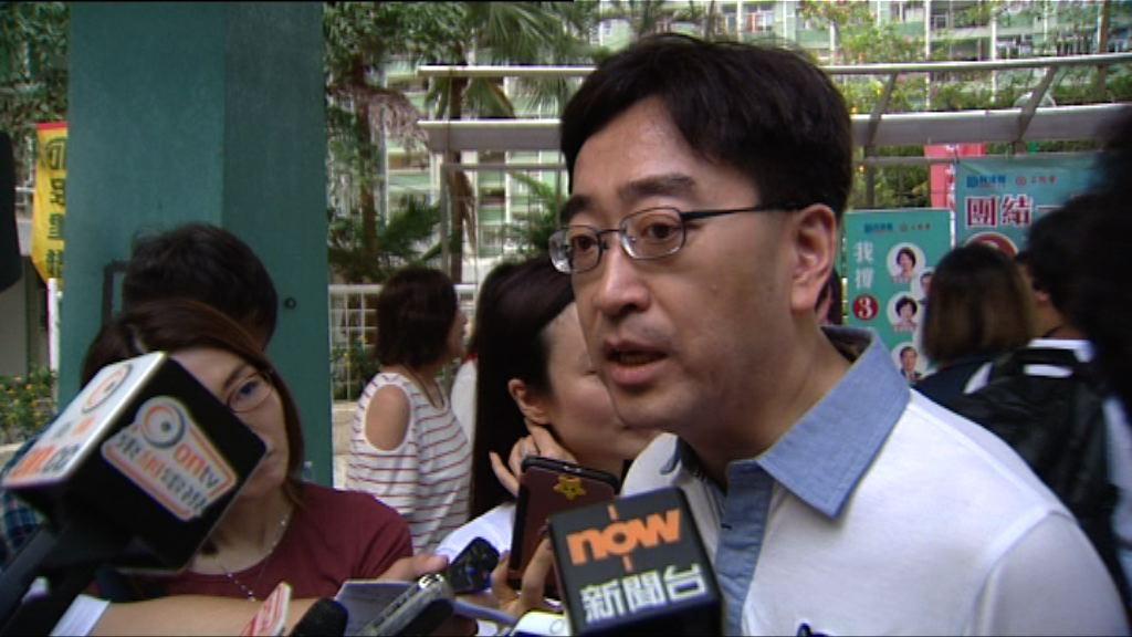 高永文承認有人游說他參加九龍西補選