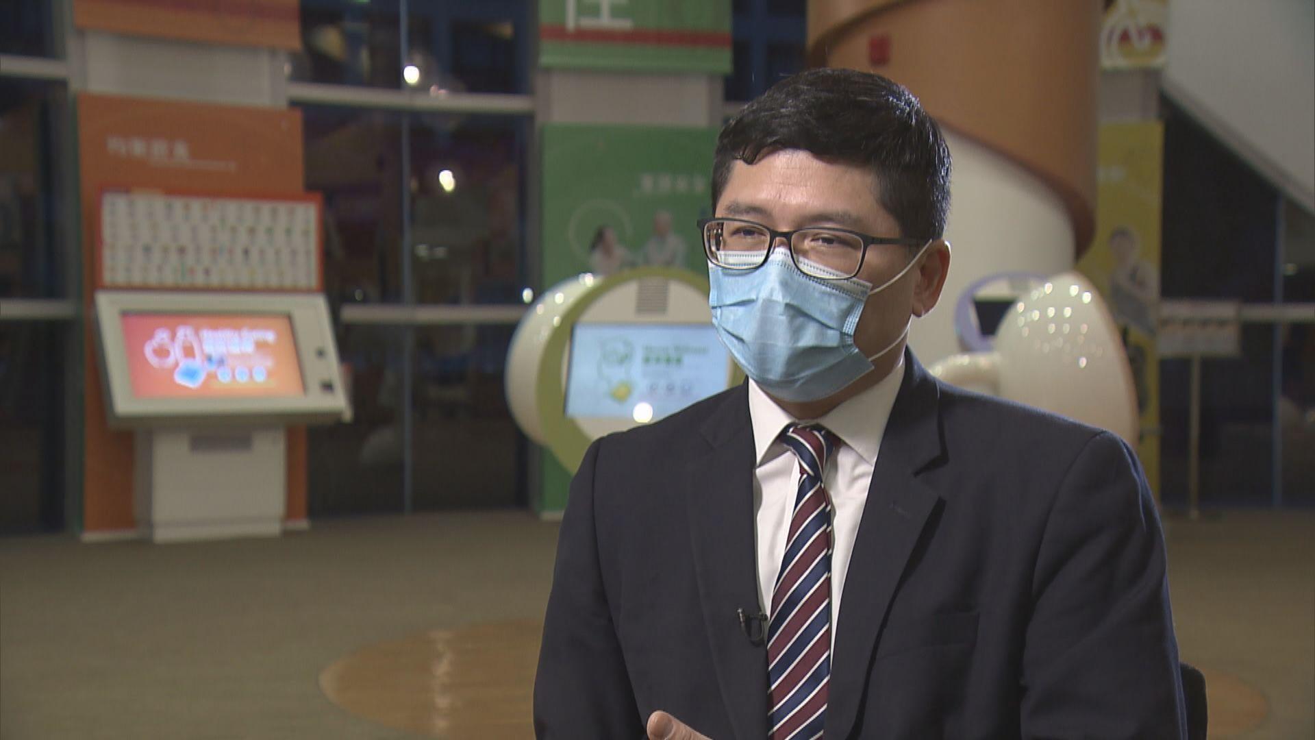 【專訪高拔陞】醫管局逐步恢復非緊急服務及病房探病