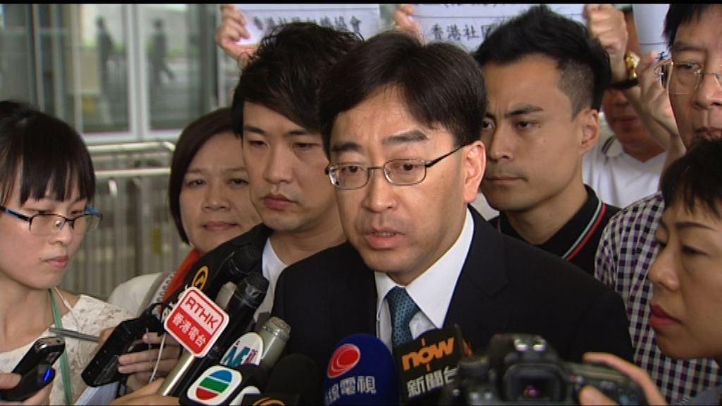 高永文:醫生資格審核不因醫委會改革有變