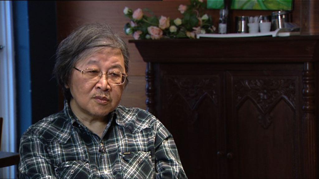 蔡堅:醫管局拒提資料礙聆訊