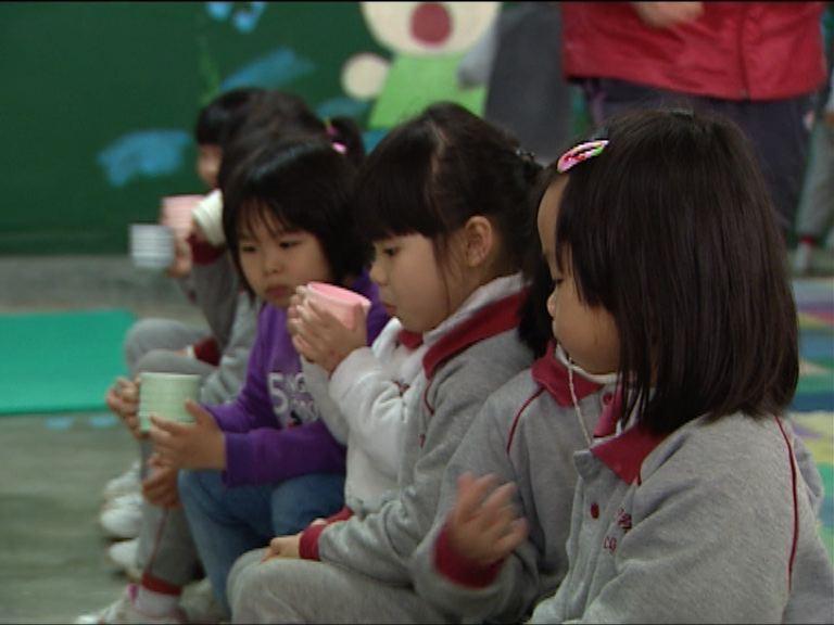20間幼稚園鉛含量符合標準