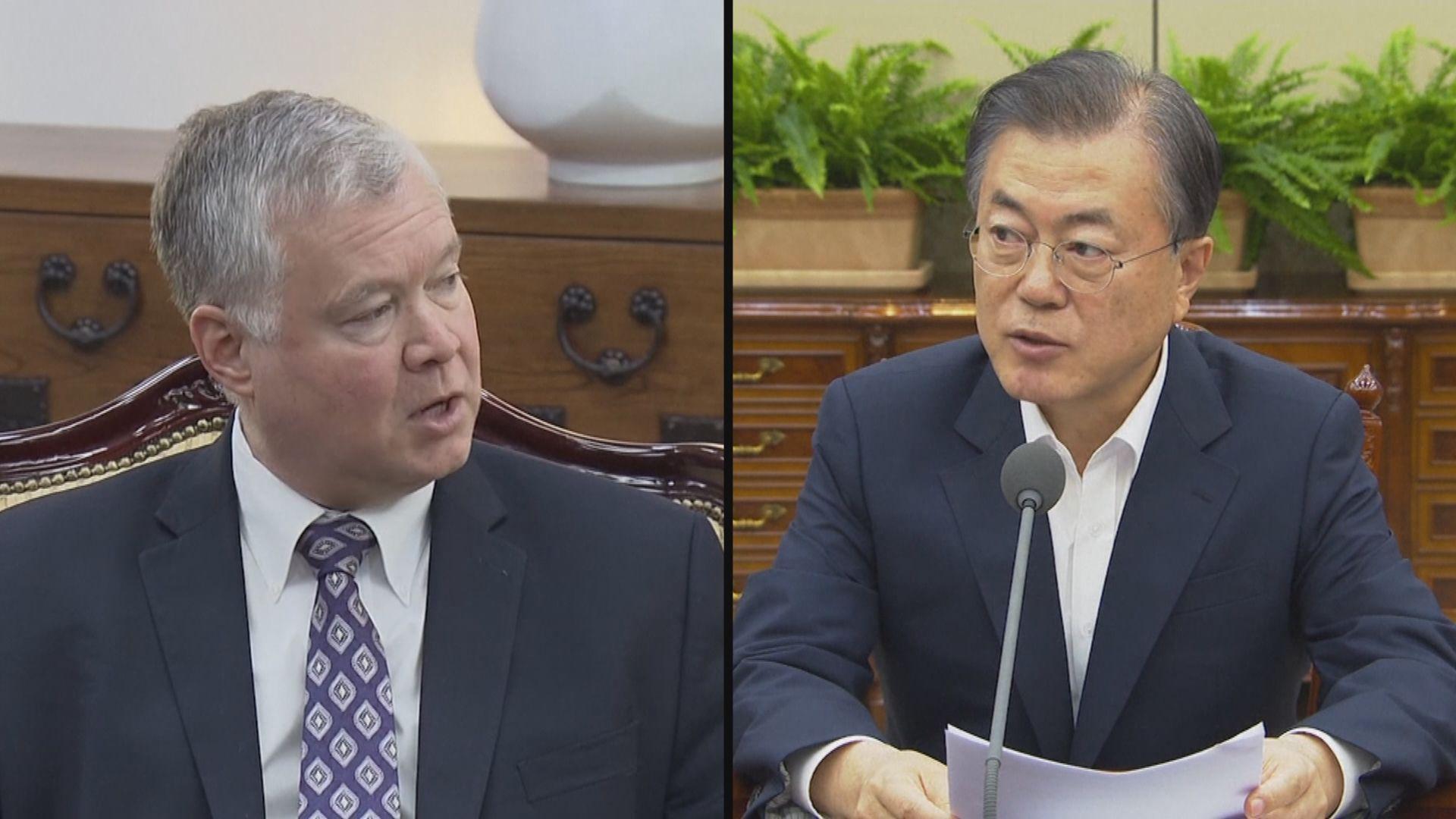 美對朝政策代表訪韓商討緩和半島局勢