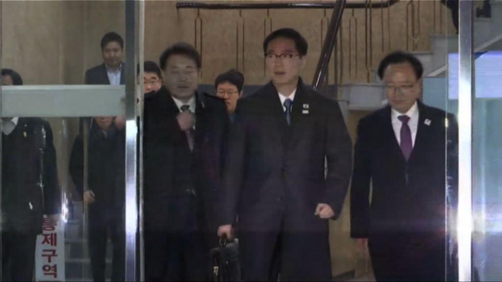 兩韓今日再磋商北韓參加冬奧