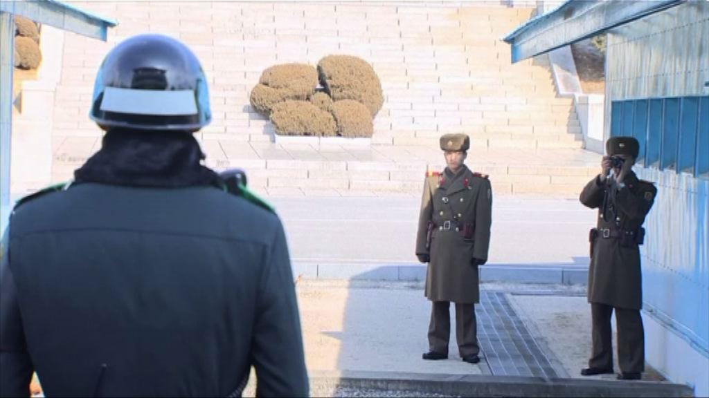 北韓建議下周一商派藝術團事宜