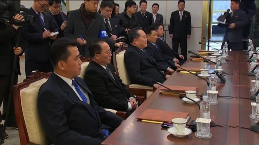 兩韓下周會談商北韓派遣藝術團參與冬奧表演