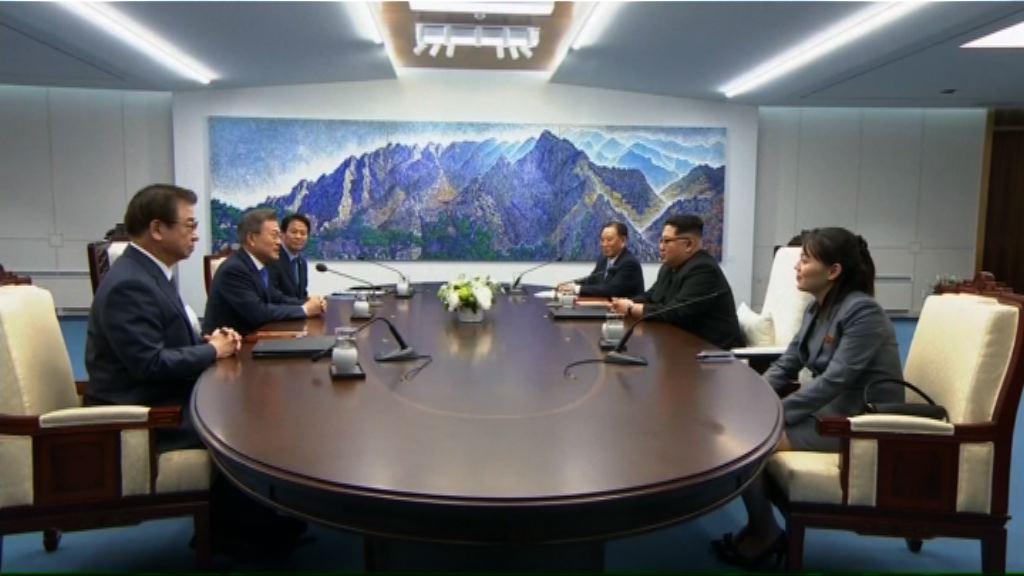 青瓦台:峰會上兩人有坦誠談論無核化問題