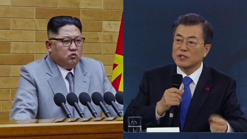 南北韓舉行會談商討設首腦熱線