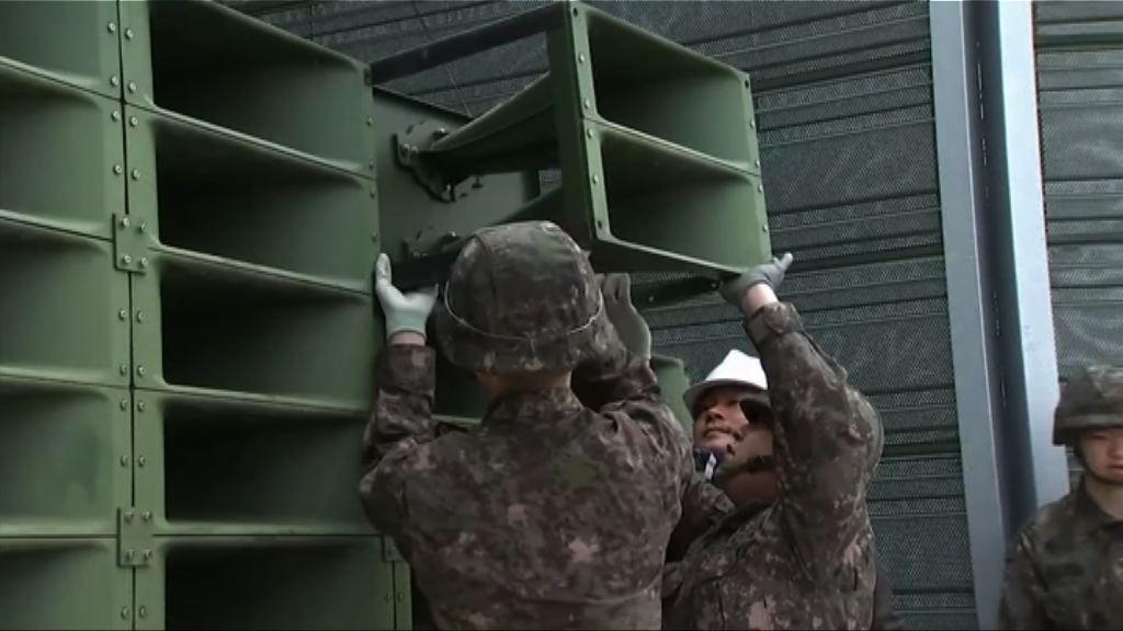 特朗普:可在兩韓非軍事區晤金正恩