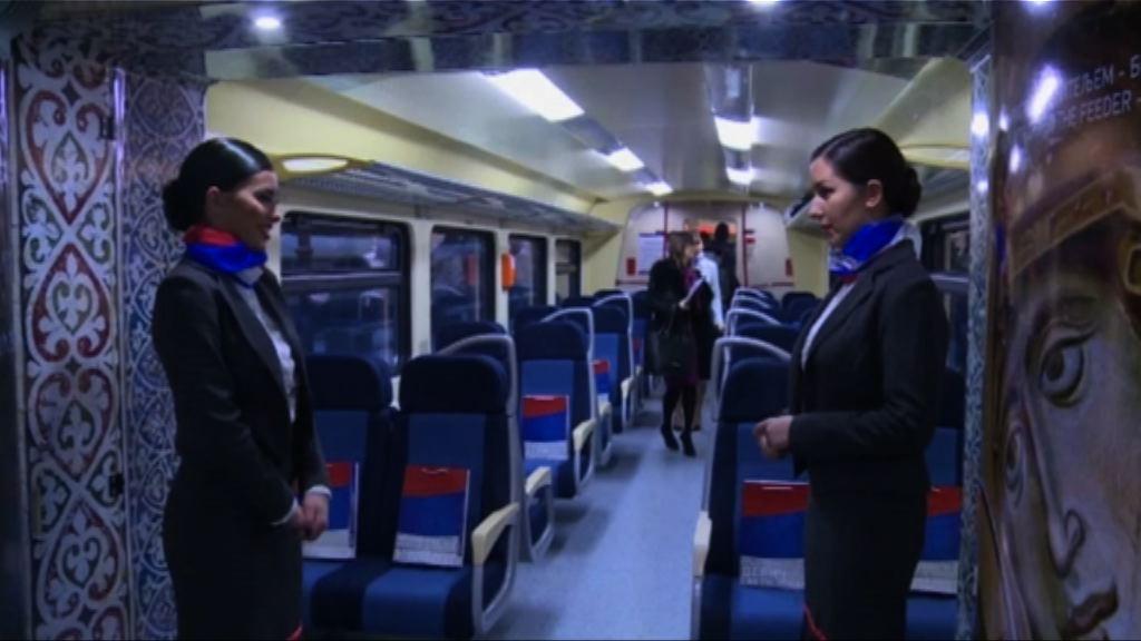 科索沃指主權遭挑釁拒塞國列車入境