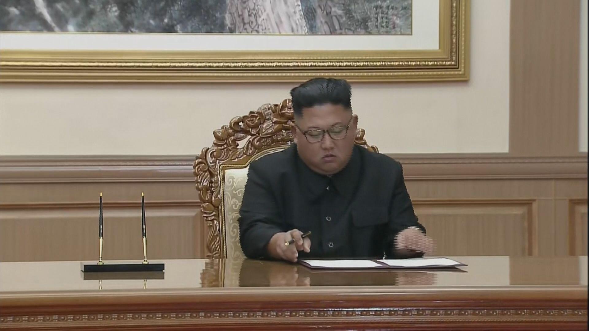 北韓未提出明確棄核時間表