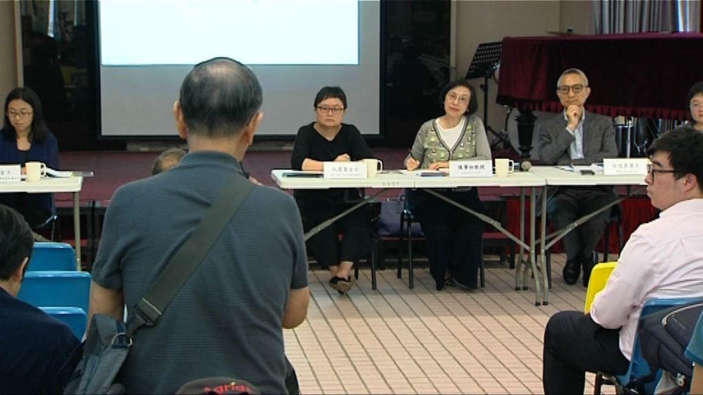 食衞局舉行第二輪葵青地區康健中心諮詢