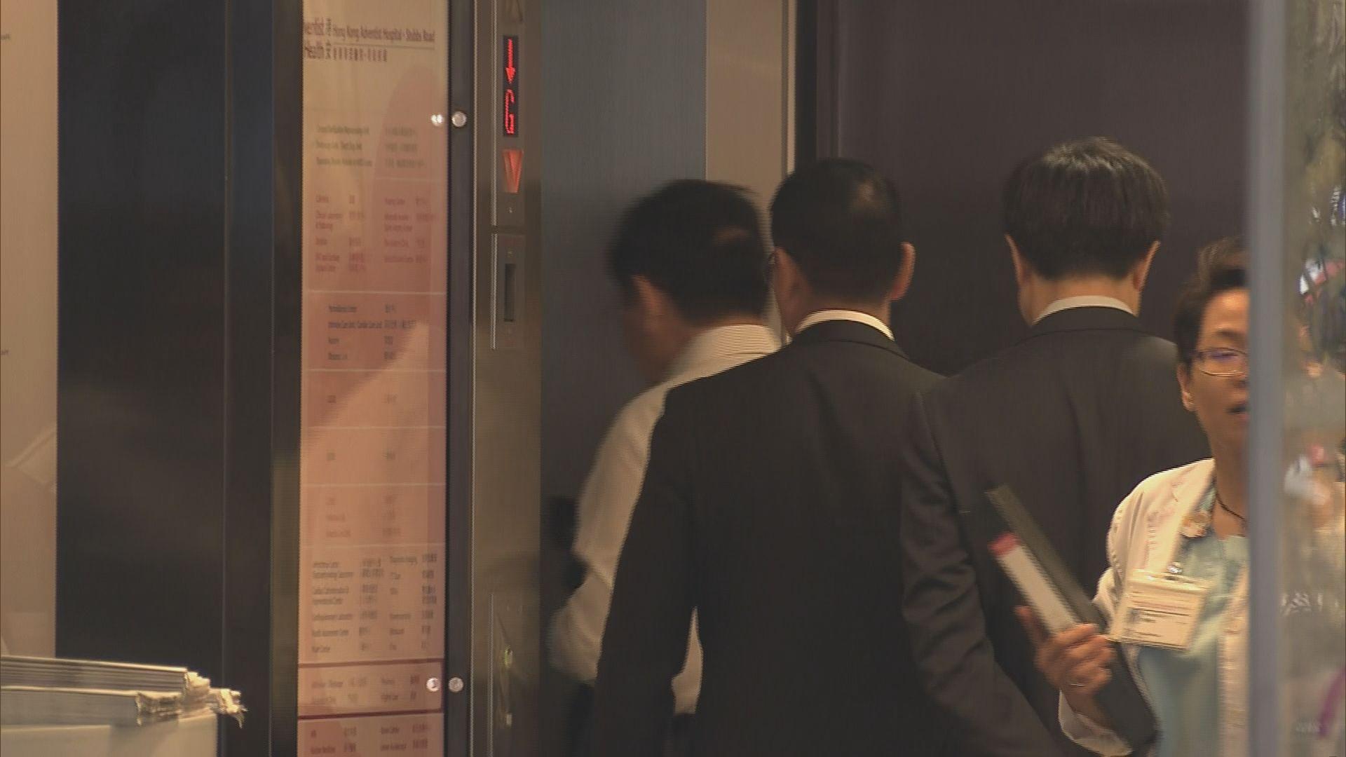新鴻基地產前主席郭炳湘家中暈倒送院