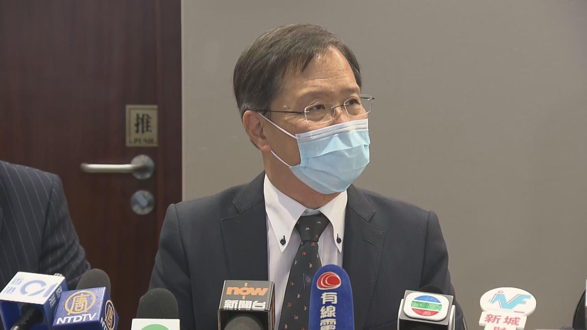 警察隊員佐級協會投訴郭家麒涉專業失德 郭:公道自在人心