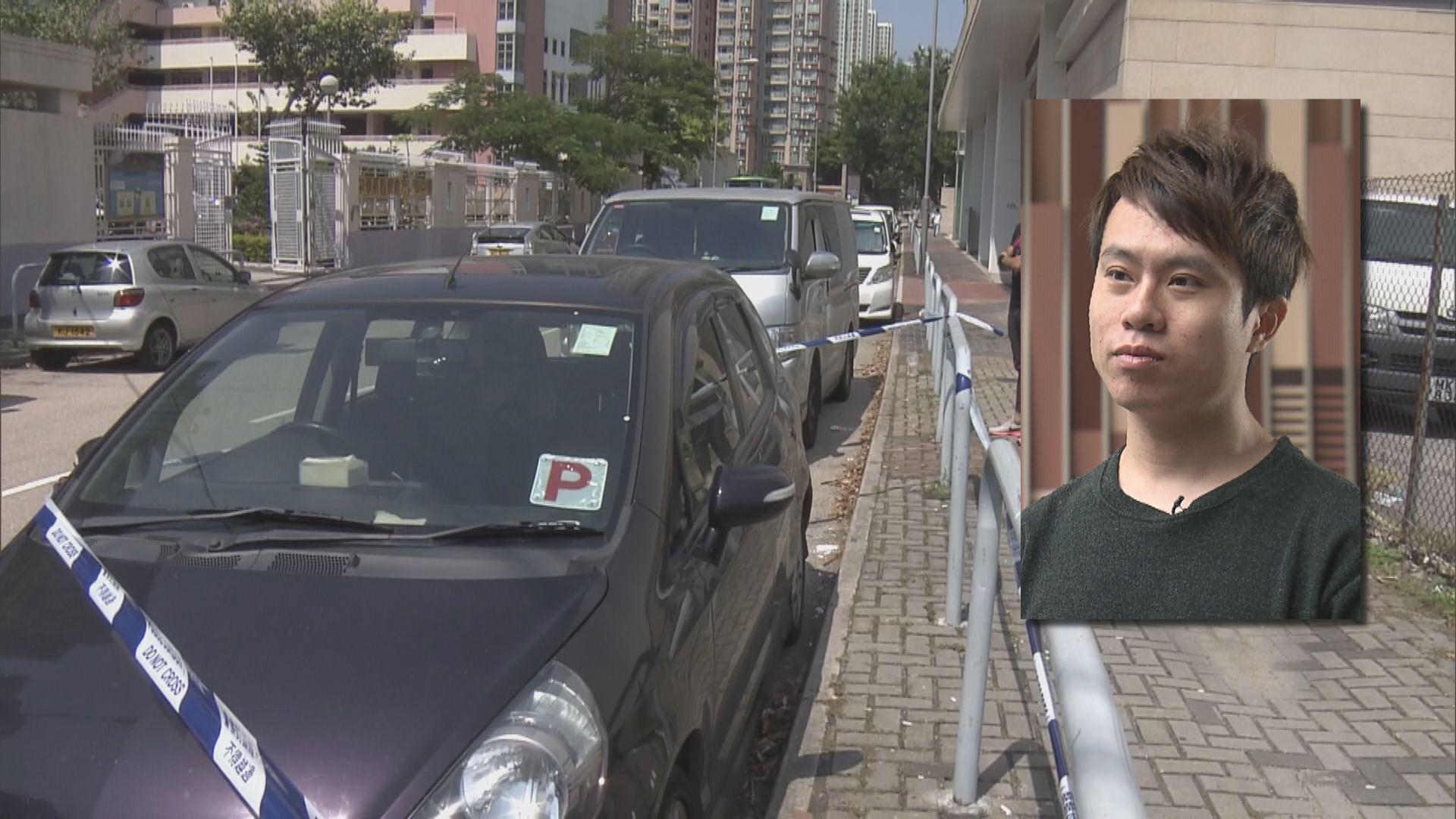 民主黨譴責襲擊鄺俊宇有預謀及有計劃