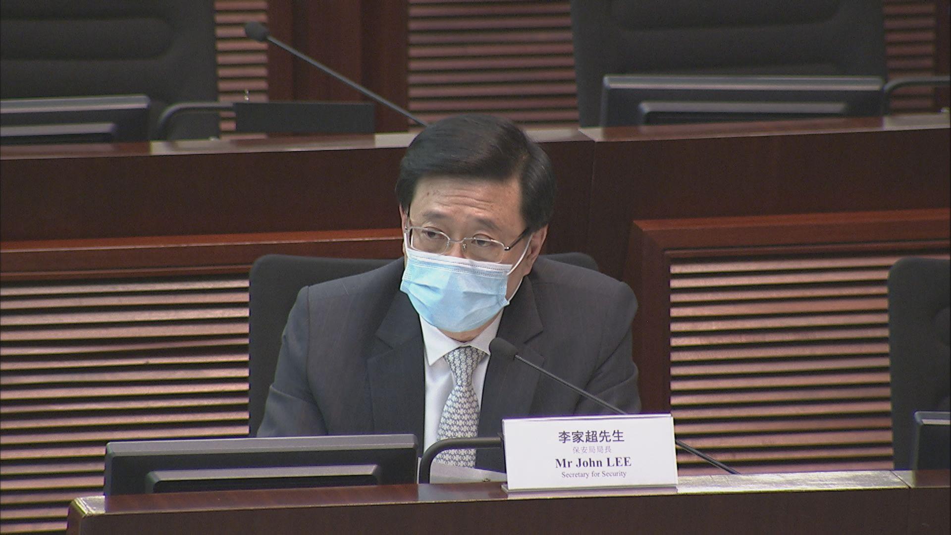保安局:深圳全數承擔皇崗口岸新大樓重建開支