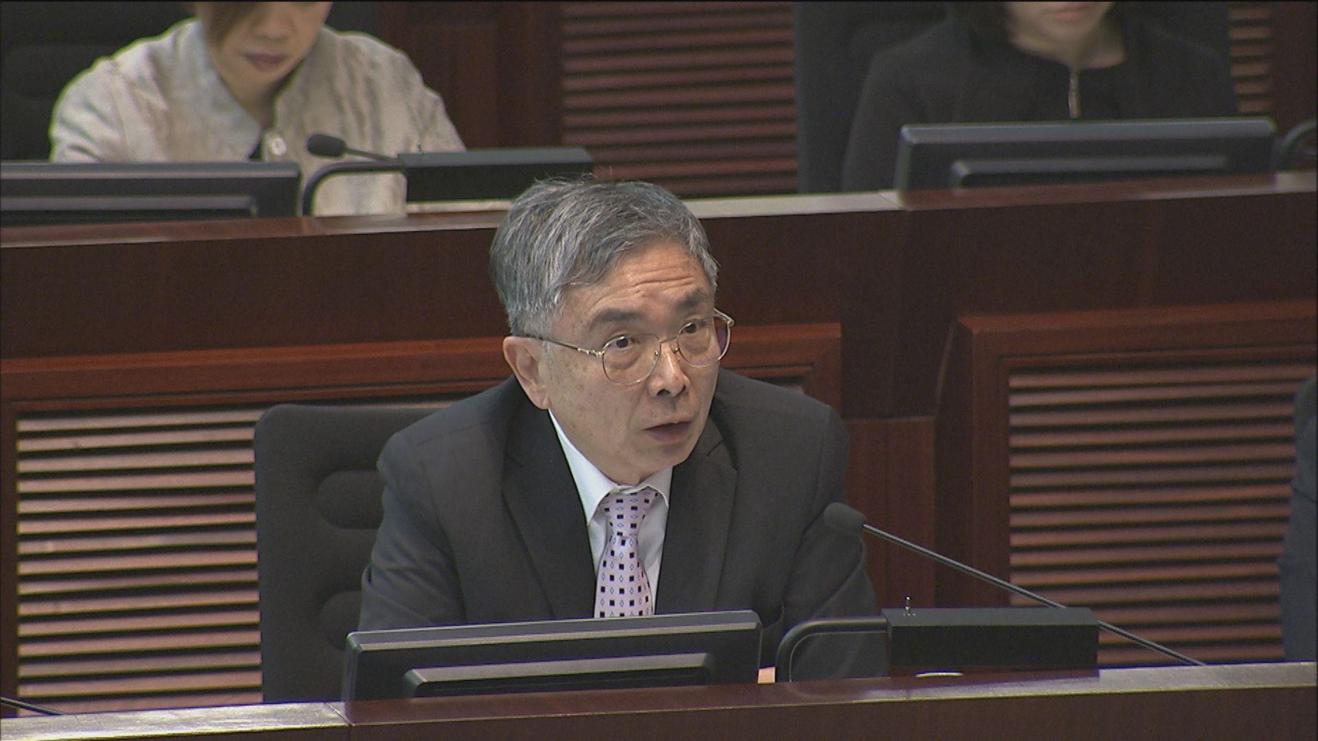 政府抽三大學撥款 劉怡翔:暫時撤回非收起