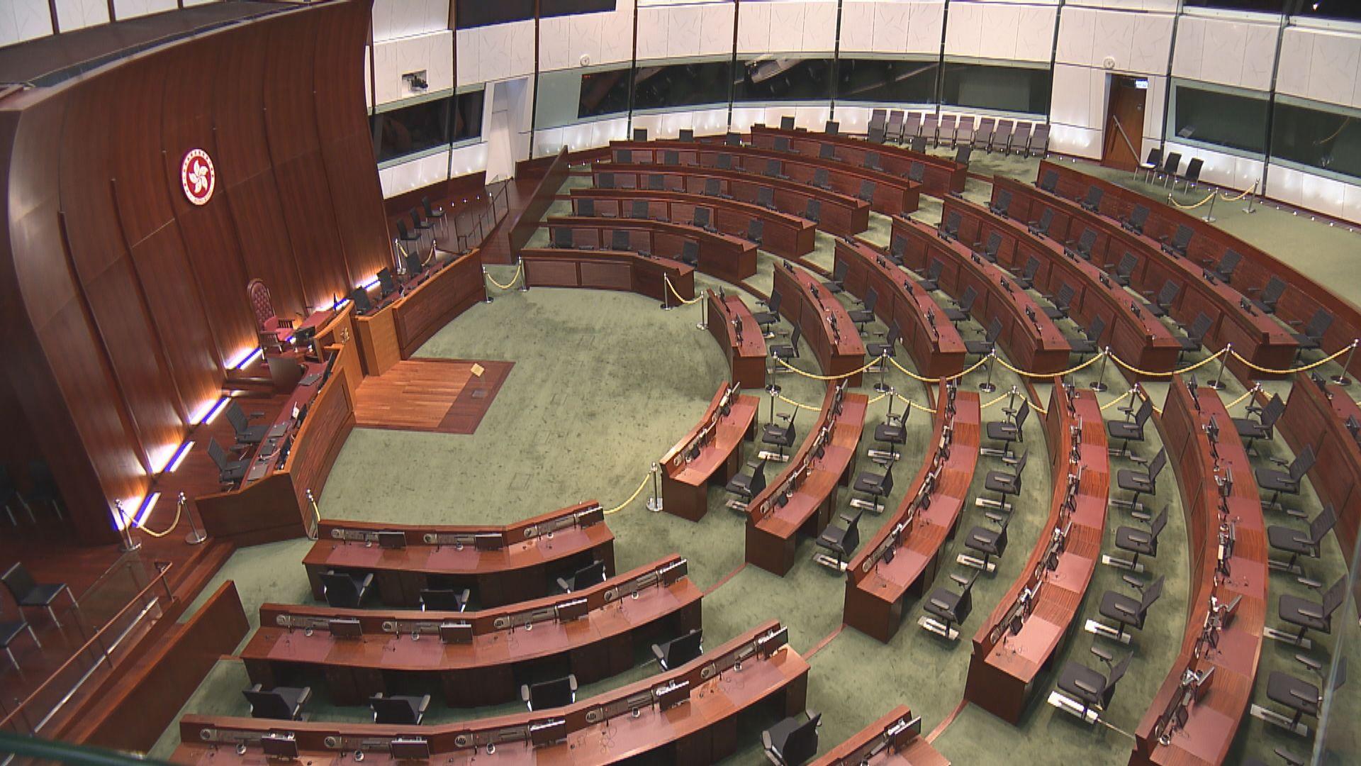 預算案料下月14日三讀表決 梁君彥批出52項修正案