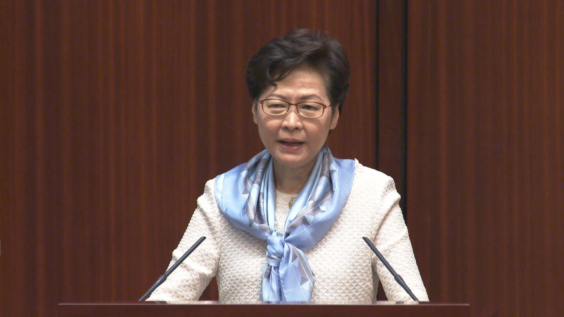 林鄭:巴士公司「蝕到入肉」 若不加票價基層市民亦會受影響