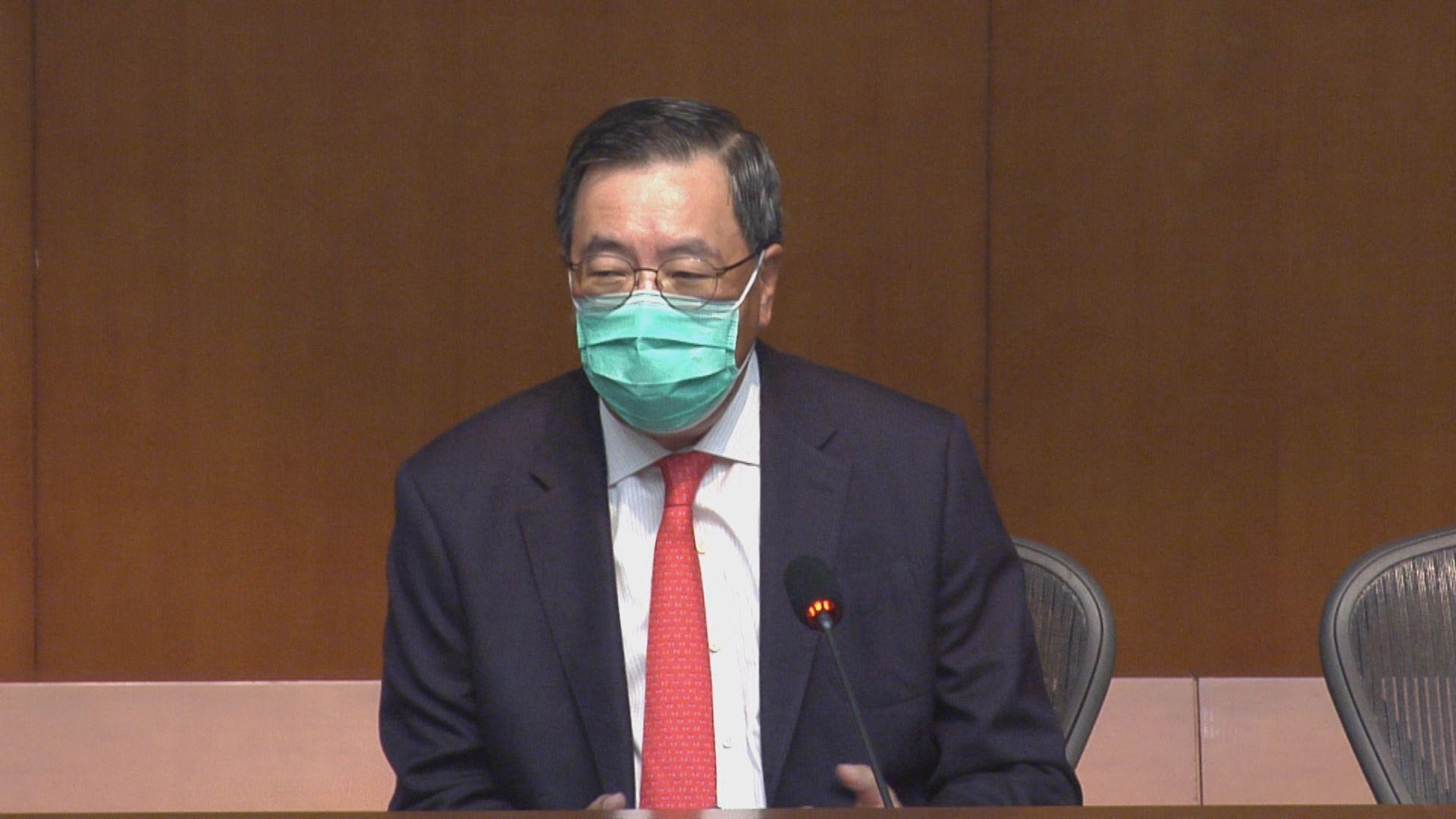 梁君彥:行政立法關係低處未算低